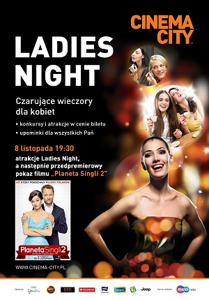 ladies night korona