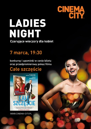 ladies night marzec