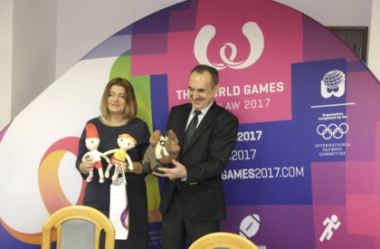 Świdnica The World Games 2017