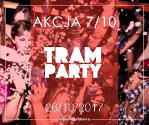 tram party